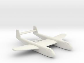 (1:144) DFS 332 in White Natural Versatile Plastic