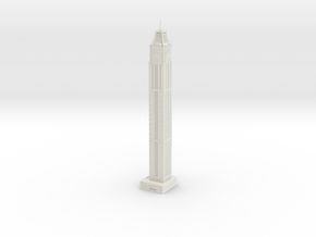 Elite Residences (1:2000) in White Natural Versatile Plastic