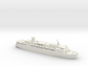 1/1250 MV Norland in White Natural Versatile Plastic