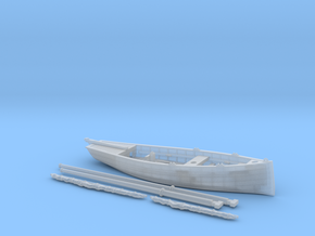 Nbat50 - Old fishing boat in Smoothest Fine Detail Plastic