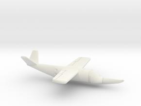 (1:144) Fliegende Panzerfaust in White Natural Versatile Plastic