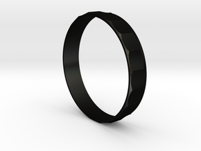 Fl23334 Einstellring in Matte Black Steel