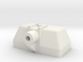 Scheinwerfer SK Tamiya (einzeln) in White Natural Versatile Plastic