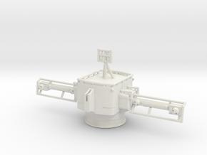 1/144 DKM 10.5 m rangefinder (fore) in White Natural Versatile Plastic