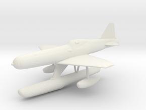 Nakajima A9M3-N Atomic Rocketplane in White Strong & Flexible: 6mm