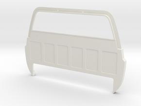 RC4WD Blazer Cab Back in White Natural Versatile Plastic