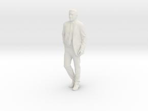 Printle F Salvador Allende - 1/24 - wob in White Natural Versatile Plastic
