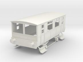 o-43-wcpr-drewry-sm-railcar-trailer-1 in White Natural Versatile Plastic