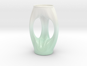 Vase 1311ND in Glossy Full Color Sandstone