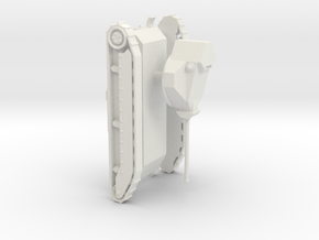 SARL42 1:87 - H0 in White Natural Versatile Plastic