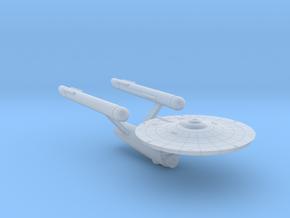 3788 Scale Federation Strike Carrier (CVS) WEM in Smooth Fine Detail Plastic