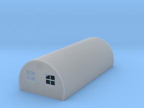 Nissen Hut 4mm Scale in Smooth Fine Detail Plastic