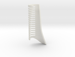 Unique Comb in White Strong & Flexible