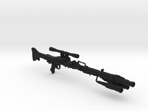 DLT-19D Heavy Blaster Rifle in Black Premium Strong & Flexible