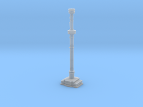 Almaty TV Tower (1:2000) in Smooth Fine Detail Plastic