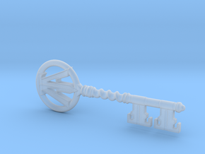 Ready Player One - Copper Key in Smooth Fine Detail Plastic