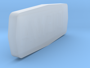 Diema_Schild_01, 1:13,3 in Smooth Fine Detail Plastic