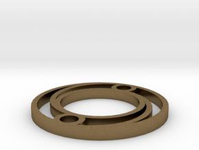 Embrace Forever™ - pendant (precious metal) in Natural Bronze
