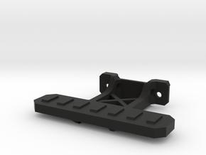 running board for MST CMX & CFX  in Black Natural Versatile Plastic