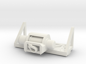 MST CFX / CMX FRONT FAUX WINCH in White Natural Versatile Plastic