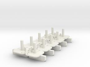 SCX_Wire_DS_2_6mm in White Natural Versatile Plastic