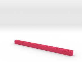 Ride Height Gauge 5-6mm in Pink Processed Versatile Plastic