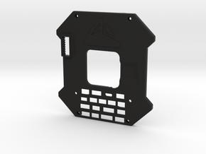 Enclosure - Top, Multi-Rotor Carrier Board  in Black Natural Versatile Plastic