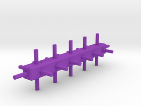 25 Pinion Gear Caddy in Purple Processed Versatile Plastic