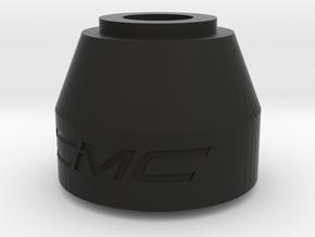 Mazda 3 shift knob spacer  in Black Natural Versatile Plastic