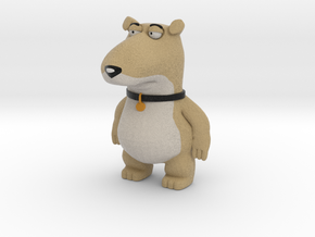 Family Guy Vinny figurine in Full Color Sandstone