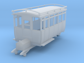 0-148fs-wolseley-siddeley-railcar-1 in Smooth Fine Detail Plastic