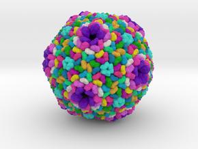 Sputnik Virophage in Full Color Sandstone