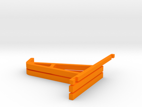 iCharger Stand in Orange Processed Versatile Plastic