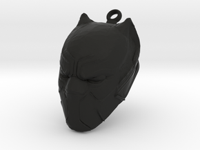 Black Panther MagicBand fob keychain in Black Natural Versatile Plastic