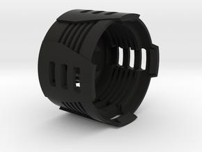 Destiny-P2 in Black Natural Versatile Plastic