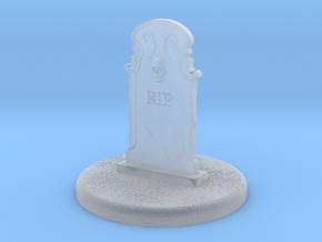 Tombstone platform in Smoothest Fine Detail Plastic