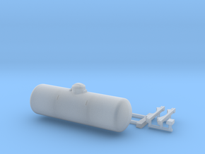 ICI Pickering Chlorine Tank 1off in Smooth Fine Detail Plastic