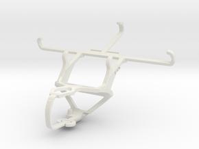 Controller mount for PS3 & Xiaomi Redmi 4 (China) in White Natural Versatile Plastic