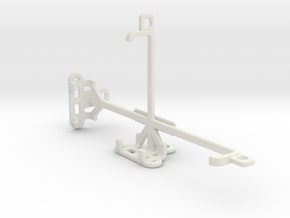 Kyocera DuraForce Pro tripod & stabilizer mount in White Natural Versatile Plastic