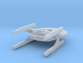 Federation Trident Class Strike Cruiser 1:7000 in Smooth Fine Detail Plastic
