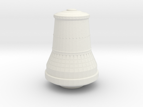 Die Glocke / The Bell in White Natural Versatile Plastic: 1:200