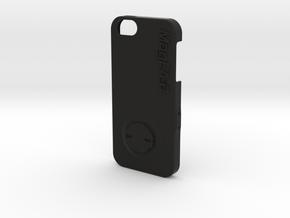 iPhone 5S & SE Garmin Mount Case in Black Premium Versatile Plastic