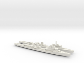 Opytny (Pr45) 1/1800 in White Natural Versatile Plastic
