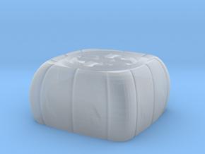 lunar cake keycap - cherryMX in Smoothest Fine Detail Plastic