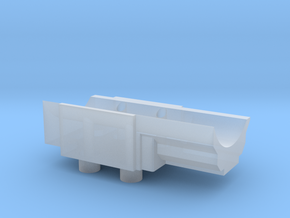 HO010 MOTOR MOUNT ATH SD38 in Smooth Fine Detail Plastic