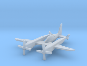 (1:285) Scaled Composites Pond Racer in Smooth Fine Detail Plastic