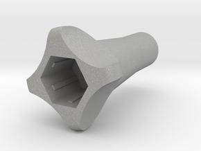 M5 Long Thumbscrew for GoPro Mounts in Aluminum