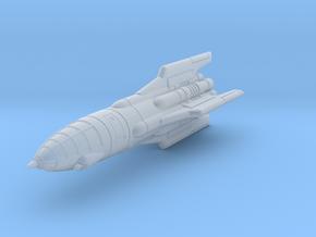 IPF Goshawk Interceptor Rocket in Smoothest Fine Detail Plastic