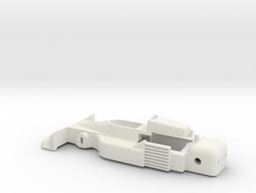 Carrera Universal 132 1:32 March 761 X283 in White Natural Versatile Plastic