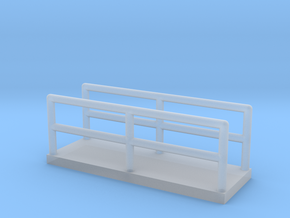 N Scale Walkway 20mm in Smooth Fine Detail Plastic